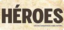 """Ciclo de conferencias """"Héroes""""."""
