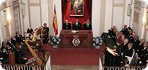 Acto Académico en memoria de  don  Gonzalo Anes y Álvarez de Castrillón, Marqués de Castrillón.