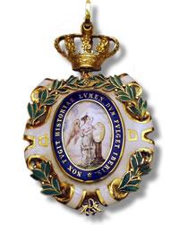 Medalla de Académico Numerario