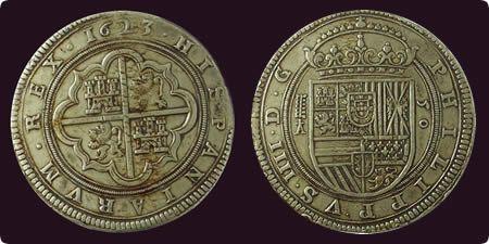 Cincuentín de 1623