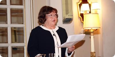 Recepción académica de  María Jesús Viguera Molins