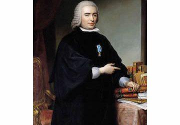Retrato de Pedro Rodríguez de Campomanes