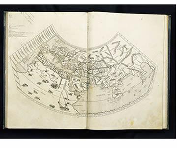 Cosmografía de Claudio Ptolomeo