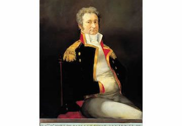 Retrato de José de Vargas Ponce