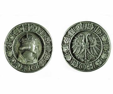 Medalla de la proclamación de Carlos V