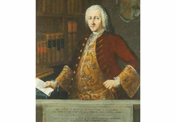 Retrato de Agustín de Montiano