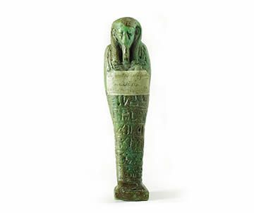 Ushebti egipcio