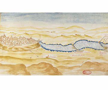 Chorographia del río Tajo