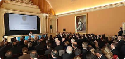 """Inauguración del Simposio Internacional """"Carlos III. Las claves de un reinado"""""""