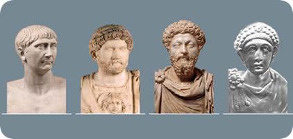 """Nuevo Ciclo de Conferencias """"Los Hispanos Emperadores de Roma"""""""