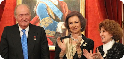 Acto Académico con motivo del 80 aniversario de Su Majestad Don Juan Carlos I
