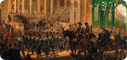 """Nuevo Ciclo de Conferencias sobre Historia de España. """"la Revolución de 1868 y sus consecuencias»"""