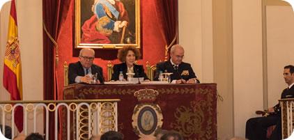 Presentación del libro «La Armada en la prensa del XIX. ¿Cuestión nacional?»