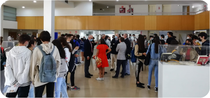 Exposición sobre sobre el origen y trayectoria de la Real Academia de la Historia