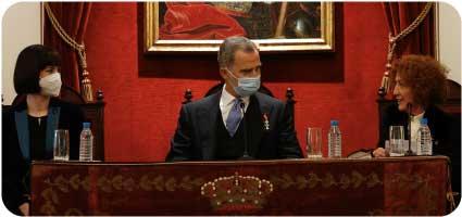 Solemne acto de apertura del curso de las Reales Academias del Instituto de España